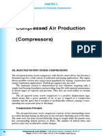 Chapter 2 - Compressed Air Production (Compressors)