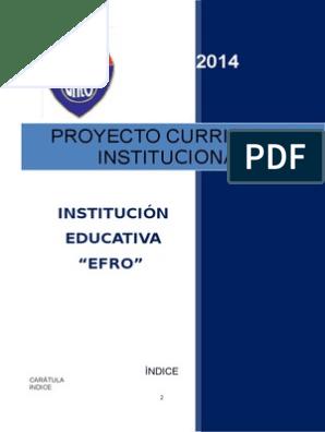Pci 2014 1 Constructivismo Filosofía De La Educación