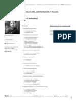 Apuntes Wordpress
