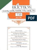 Cuadernos Hispanoamericanos 23 (1)
