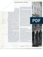 Norberg -Schulz - Arquitectura Paleocristiana