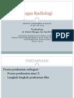 Pembuatan Radioraf