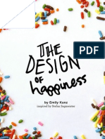The Design of Happiness Book