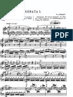 Mozart Piano Sonatas-Miguel