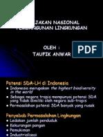 kebijakan b3