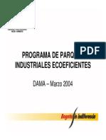 Parque Industrial Ecoeficiente