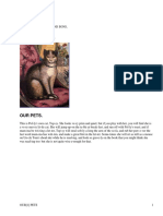 Our Pets by Anonymous