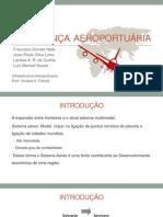 INFRAESTRUTURA AEROPORTUÁRIA