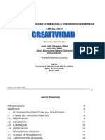 Cartilla No 5 Creatividad