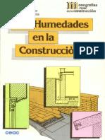 Humedades en la Construccion