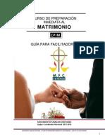 Guia Pre Matrimoniales