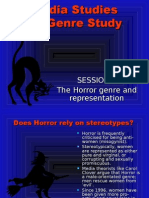 Session 5 - Representation