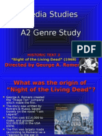 Text 3 - Night of the living dead