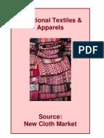Functional Textiles & Apparels