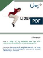Liderazgo y Coaching 2015