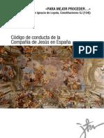Código de Conducta de la Compañía de Jesús en España.pdf