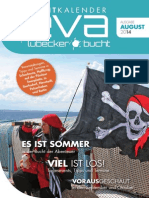 Eventkalender EVA - August 2014