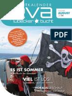 Eventkalender EVA - August 2014