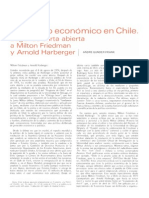 [1976] André Gunder Frank. Segunda carta abierta a Milton Friedman y Arnold Harberger (En