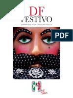 Carnavales de La Ciudad de México
