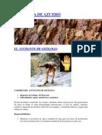 Geología de Azuero