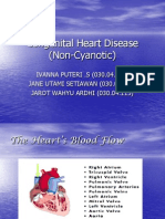 Congenital Heart Disease Non-cyanotic B