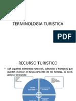 Sesion 3 Terminologia Turistica