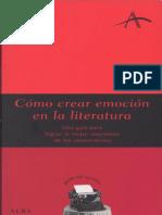Como Crear Emocion en La Literatura