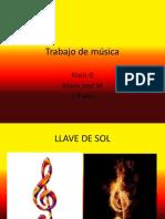5 Año Bacico t de Musica