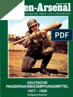 Waffen Arsenal - Band 140 - Deutsche Panzerbekämpfungsmittel