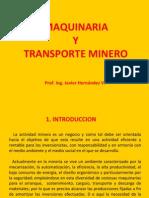 Maquinaria y Transporte Minero