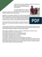 Guerrilla en Guatemala
