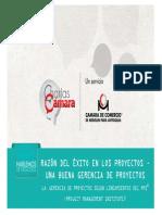 (1)Gerencia de Proyectos Sensibilizacion 2013-09-16 CCMA Rev2