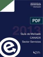 Guía de Mercado de Servicios en Canadá
