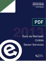 Guía de Mercado de Servicios en China