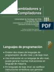 Ensambladores y Compiladores