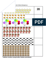 Matematik Tahun 1 Pkbs 2