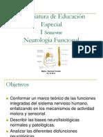 Neurofisiología e.esp II.sem.