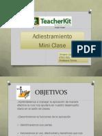 TeacherKit Adiestramiento