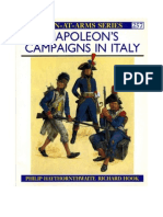[Osprey] - MAA - 257 - Napoleon's Campaigns in Italy