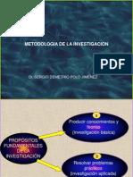 Pres 23a Metodologia Investigacion