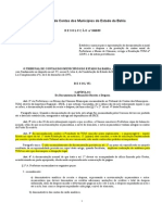 Resolução 1.060-05 - Doc. de PM e CM