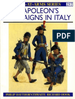 [Osprey] Men-At-Arms 257 - Napoleon's Campaigns in Italy