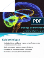 Doença de Parkinson Daniella Y. Tsuji Honda