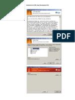 Instalación de JDK, JCreator, MySQL, MySQL Administrator y MySQL Query Browser