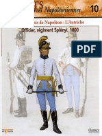 Osprey - Delprado - Soldats Des Guerres Napoléoniennes - 010 - Les Ennemis de Napoléon - L'Autriche