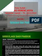 Sirkulasi Dan Parkir