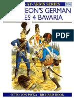 Osprey - Men at Arms 106 - Napoleon's German Allies (4) - Bavaria