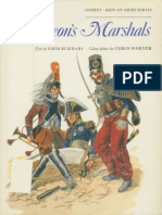 Osprey - Napoleon's Marshals