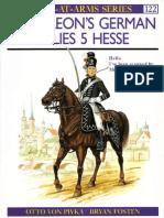 Osprey MAA 122 - Napoleon's German Allies (5) Hesse